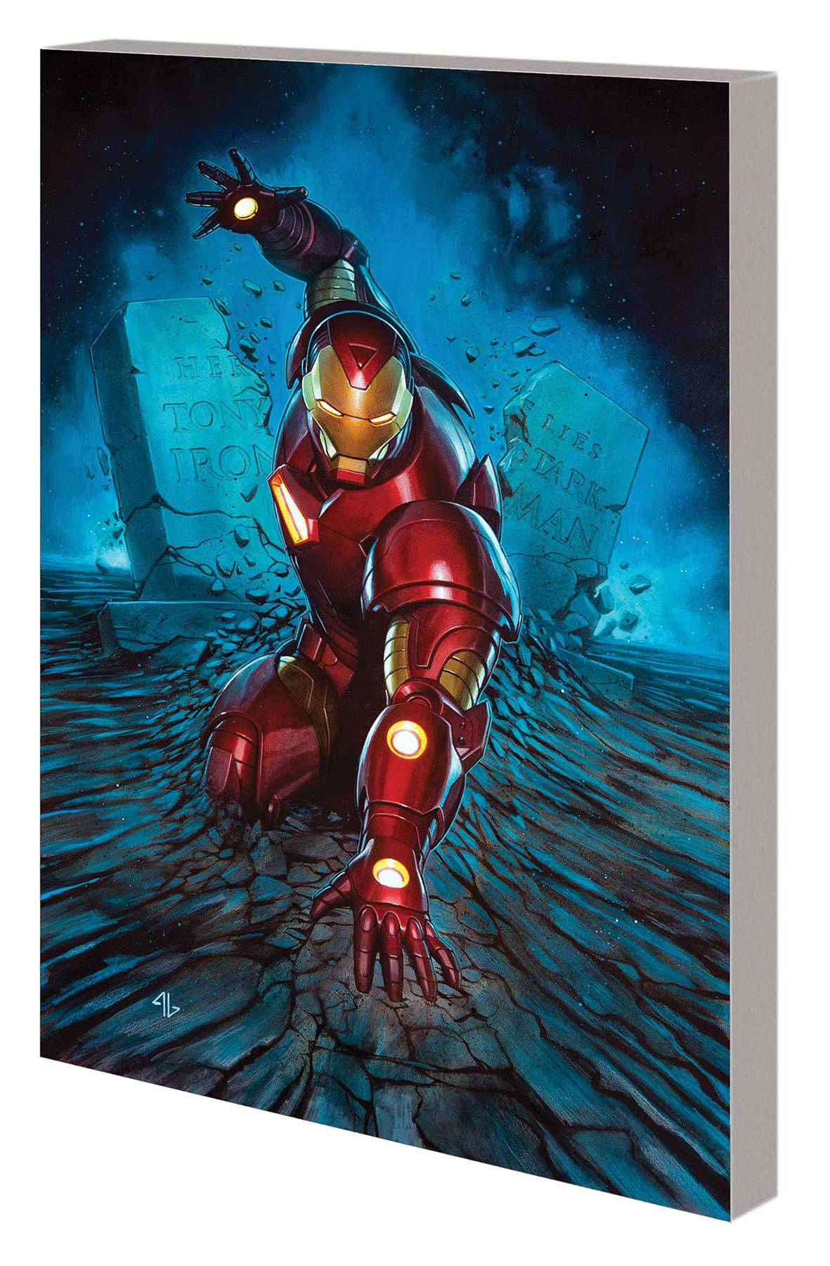 MARVEL MONOGRAPH TP ART OF ADI GRANOV.jpg