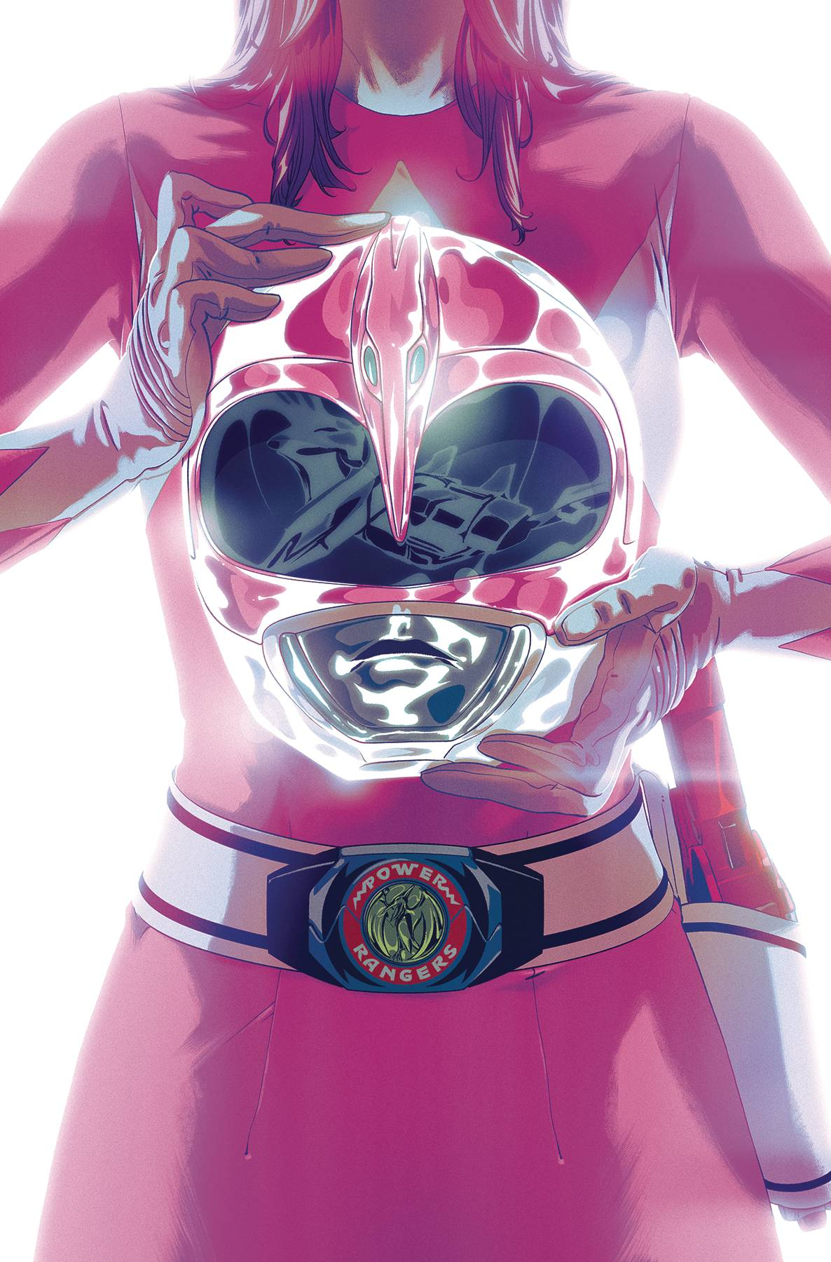 MIGHTY MORPHIN POWER RANGERS 42 FOIL MONTES VAR.jpg