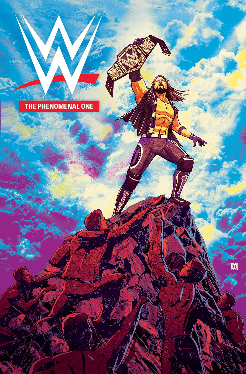 WWE PHENOMENAL ONE TP.jpg