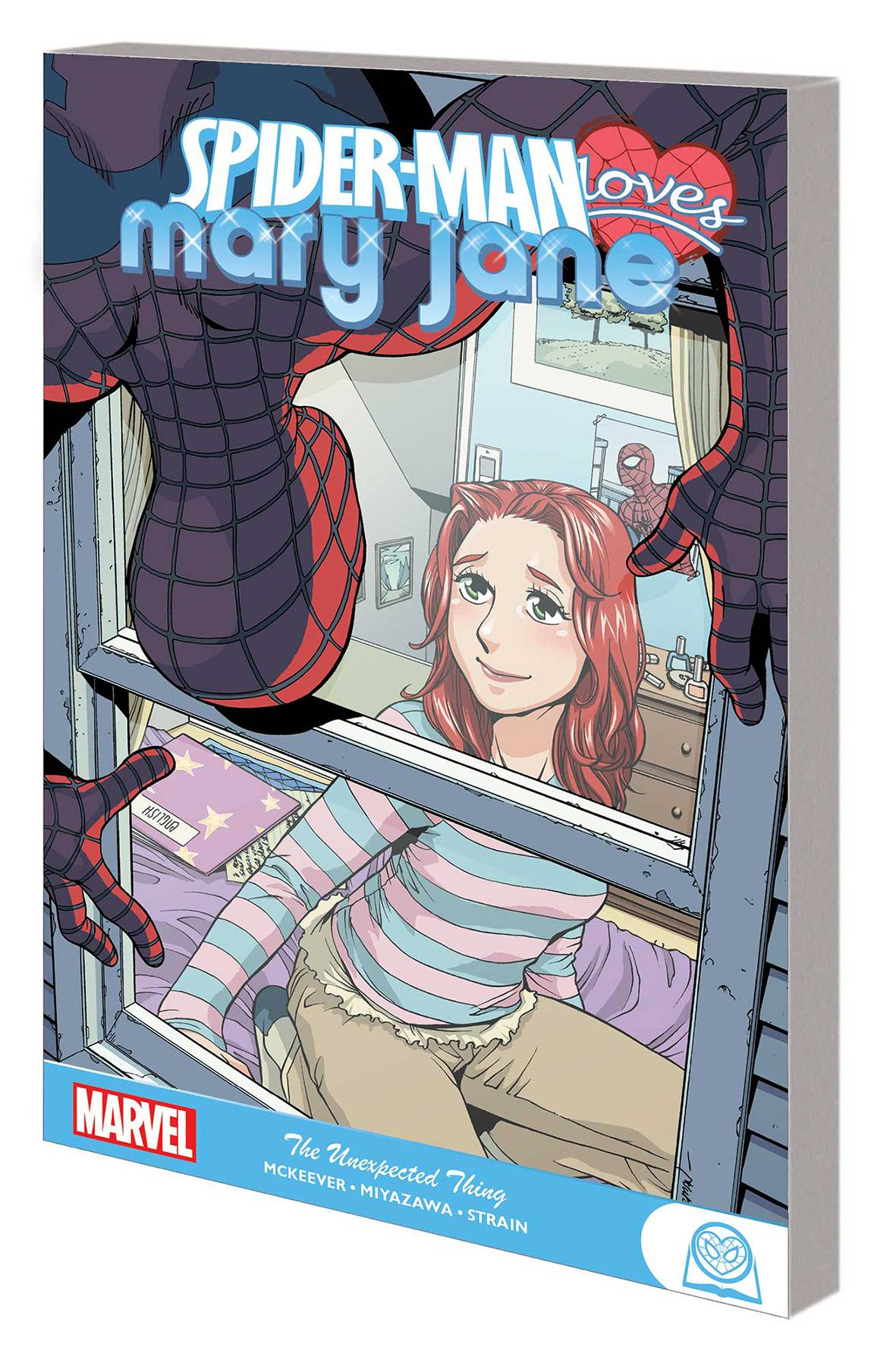 SPIDER-MAN LOVES MARY JANE GN TP UNEXPECTED THING.jpg