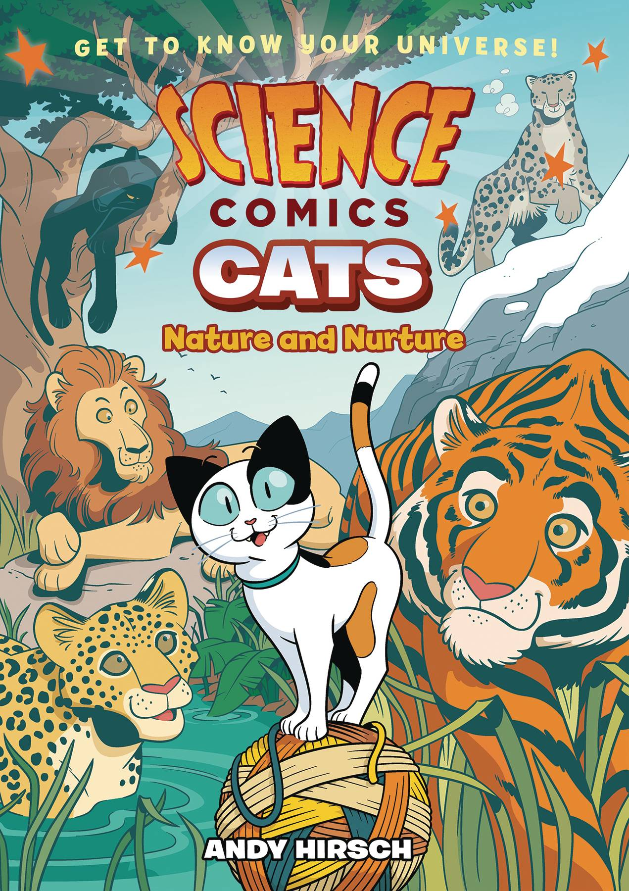 SCIENCE COMICS CATS NATURE & NUTURE GN.jpg
