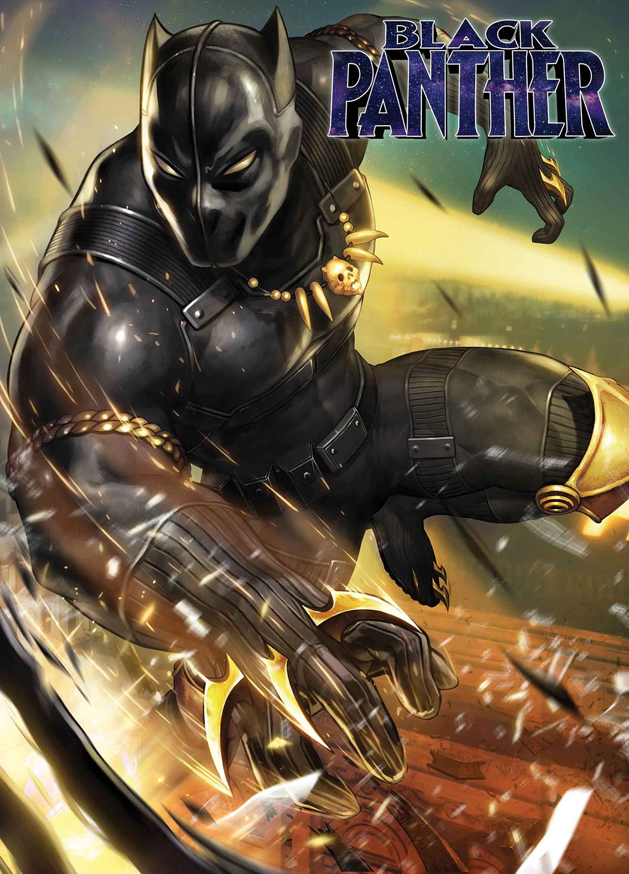 BLACK PANTHER AND AGENTS OF WAKANDA 1 YOON LEE GAME VAR.jpg