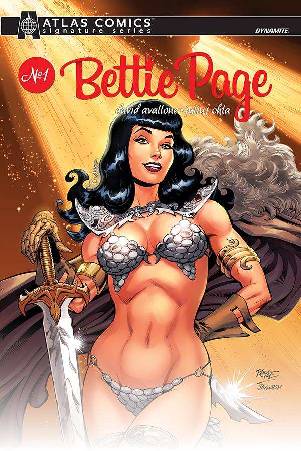 BETTIE PAGE UNBOUND 1 ATLAS AVALLONE SGN ED.jpg