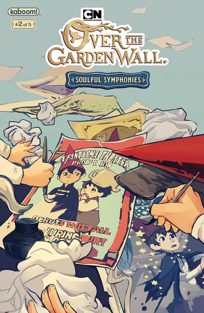 OVER GARDEN WALL SOULFUL SYMPHONIES 2 of 5 CVR A YOUNG.jpg