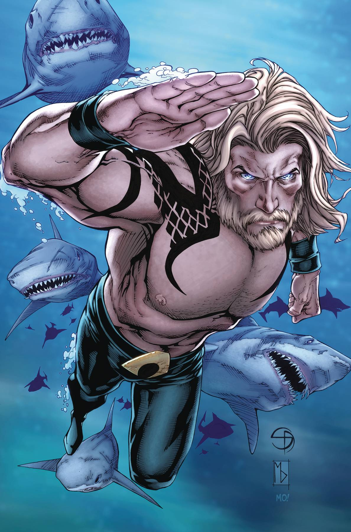 AQUAMAN 54 CARD STOCK VAR ED YOTV.jpg