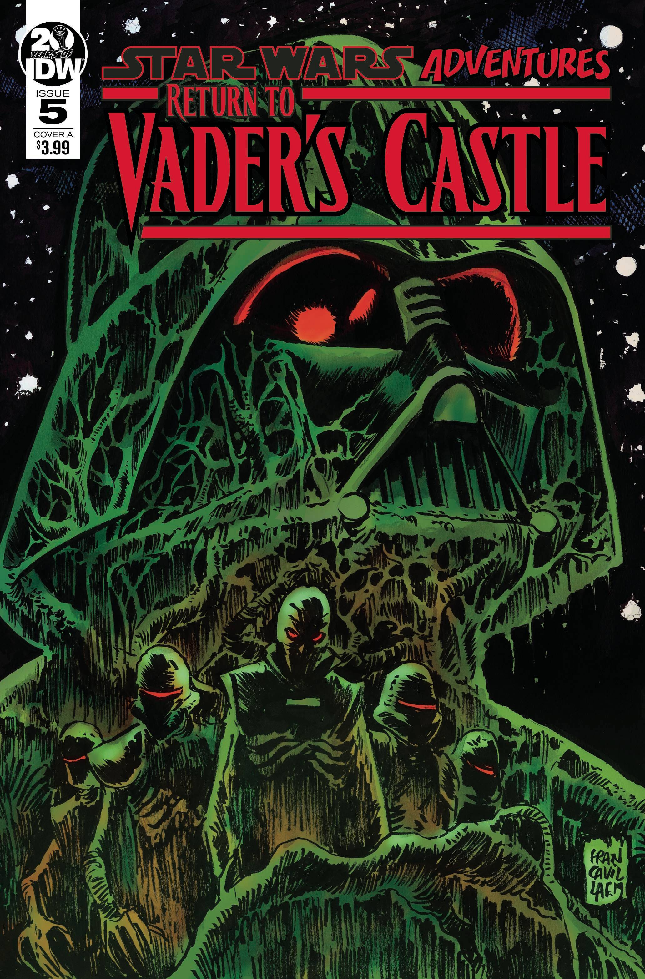 STAR WARS ADVENTURES RETURN TO VADERS CASTLE 5 CVR A FRANCAVILLA.jpg