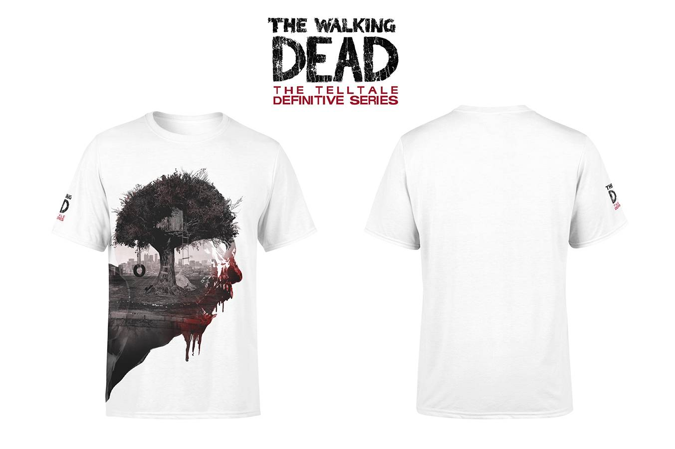 TELLTALE WALKING DEAD WALKER SCREAM T.jpg