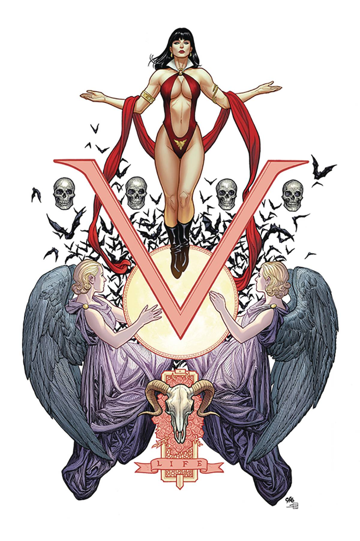 VENGEANCE OF VAMPIRELLA 1 CHO LTD VIRGIN CVR.jpg