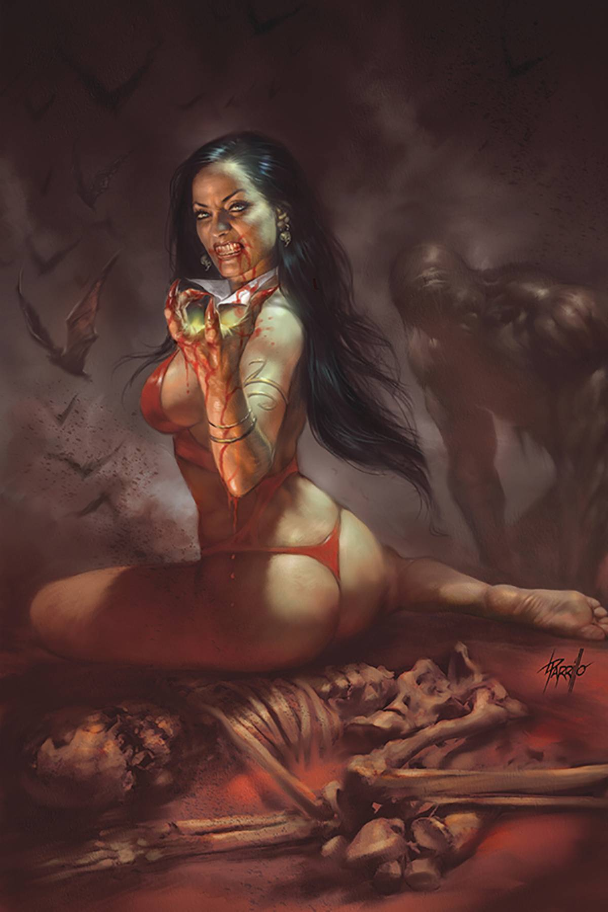 VENGEANCE OF VAMPIRELLA 1 PARRILLO LTD VIRGIN CVR.jpg