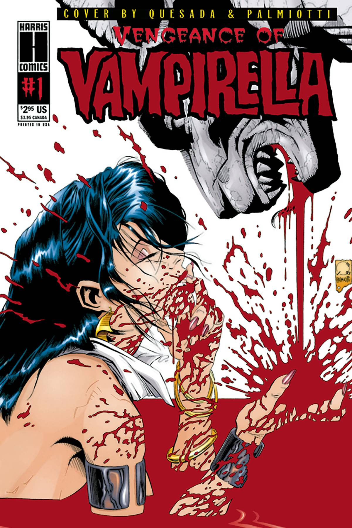 VENGEANCE OF VAMPIRELLA 1994 1 LTD REPLICA ED.jpg