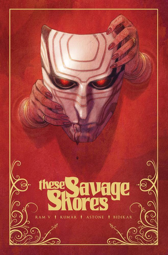 LCSD 2019 THESE SAVAGE SHORES TP VOL 01 GOLD EDITION.jpg