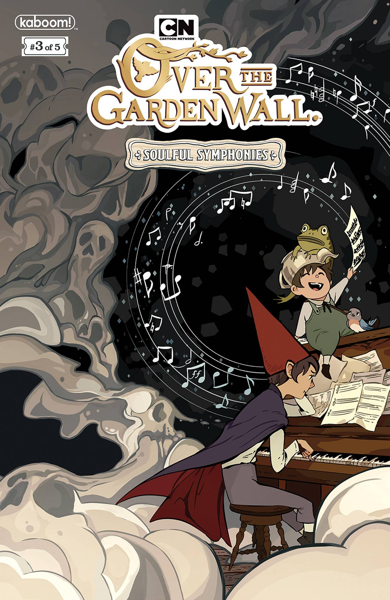 OVER GARDEN WALL SOULFUL SYMPHONIES of 5 CVR A YOUNG.jpg