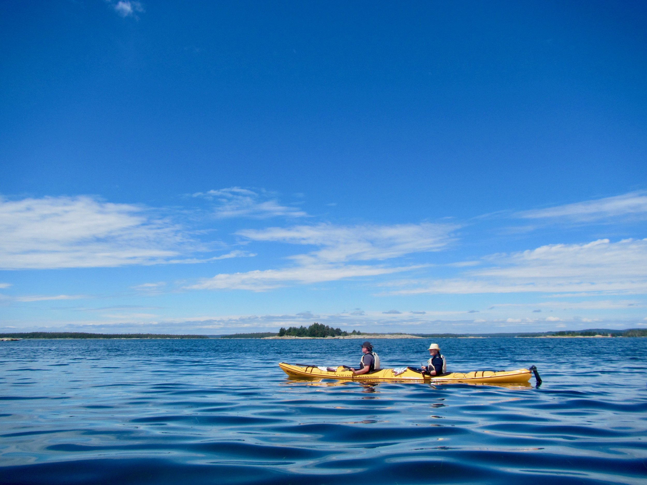 Best Nova Scotia Kayaking