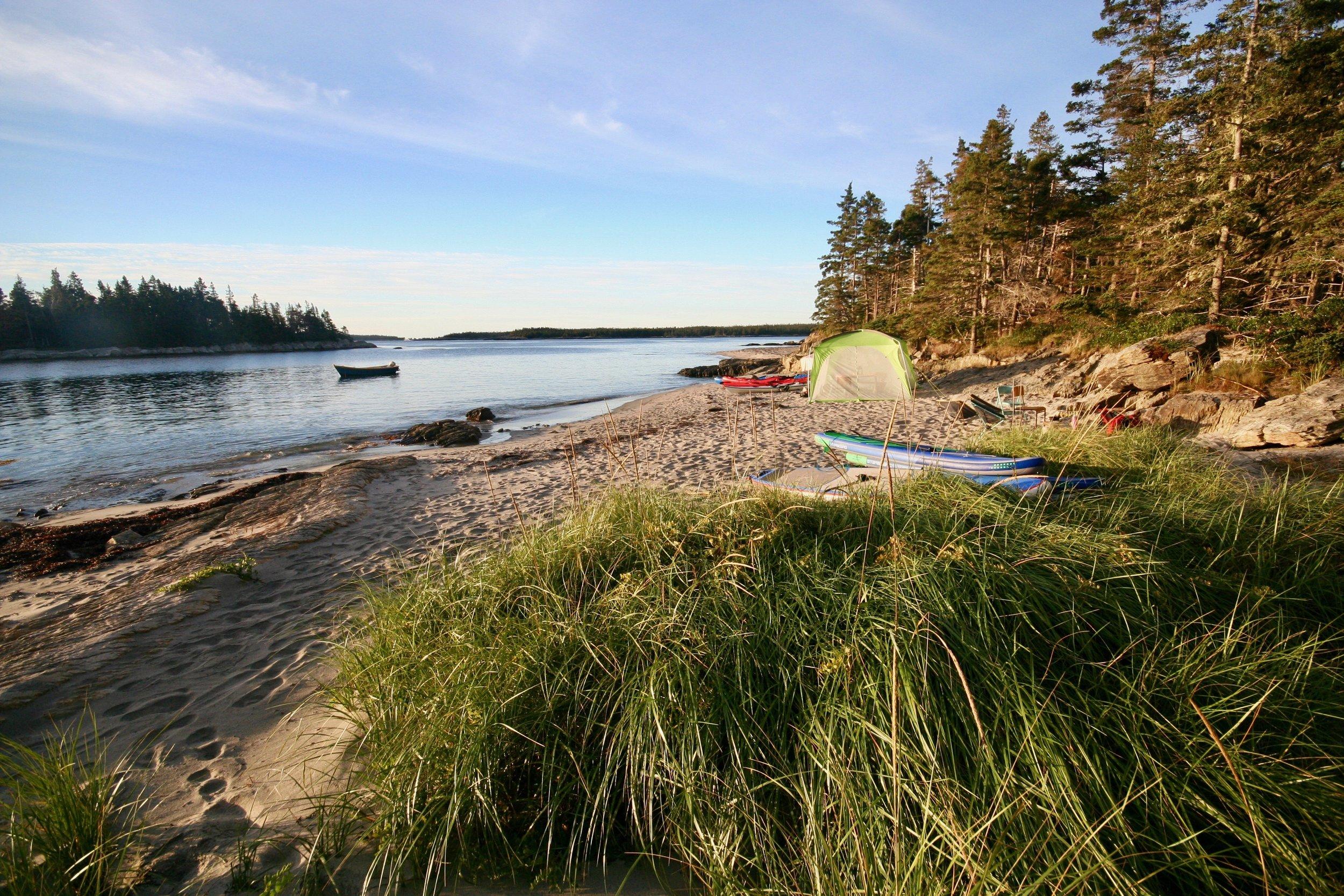 Nova Scotia Glamping