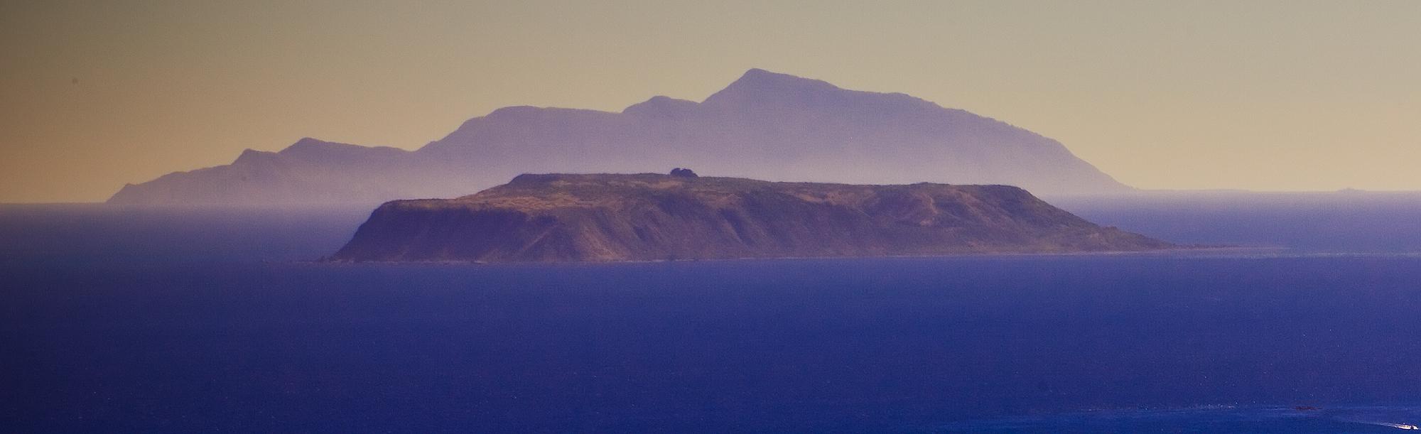 Kapiti Island, NZ