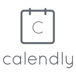 online scheduling service calendly logo