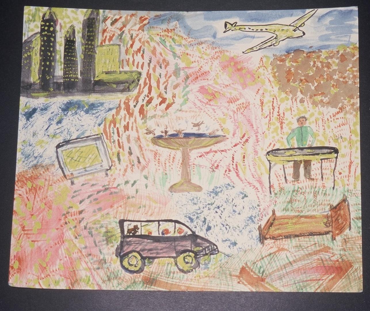 9-11, by Ray Ohman, Copernicus Senior Center, Chicago.JPG