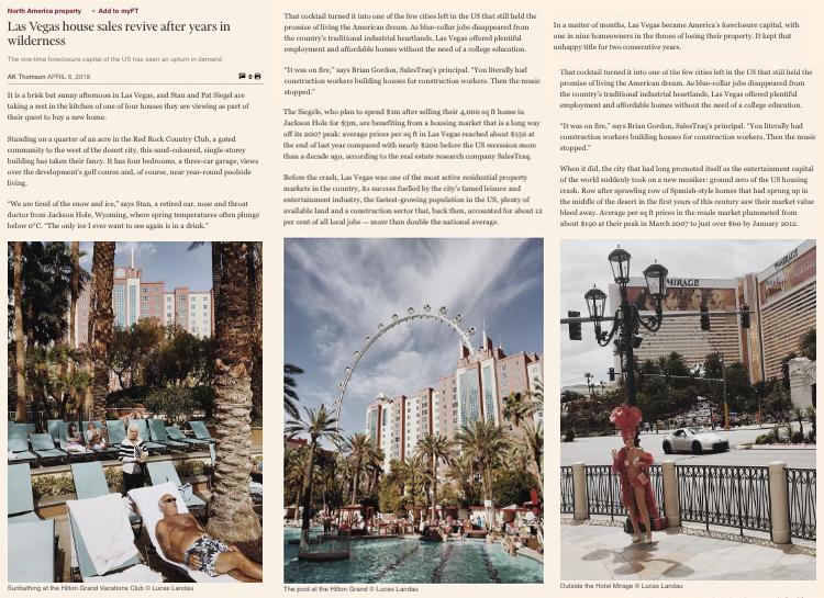 Click on the image to see full gallery. Clique na imagem para ver as outras fotos de Las Vegas.