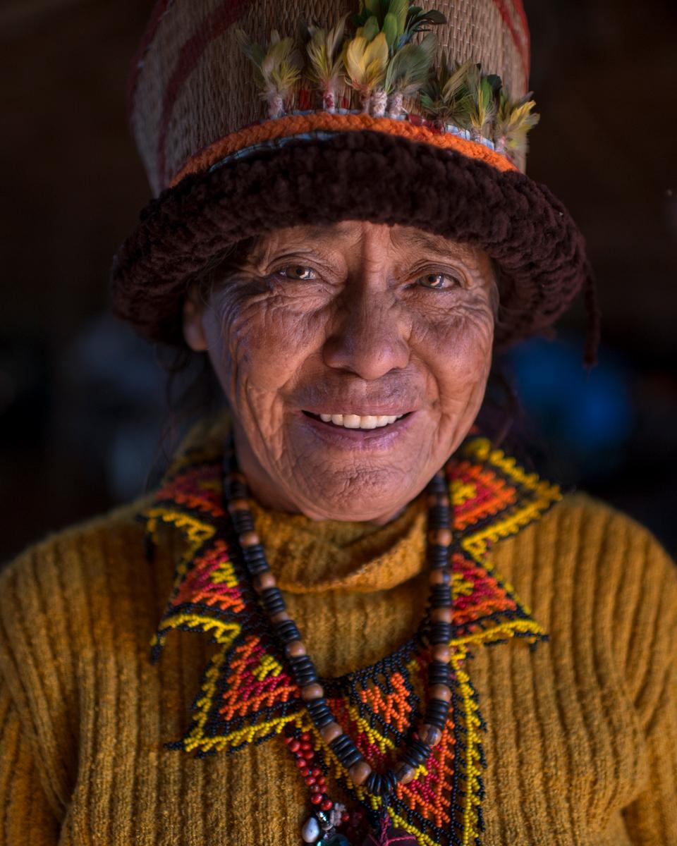 Tereza, 82, Guarani Ñandeva