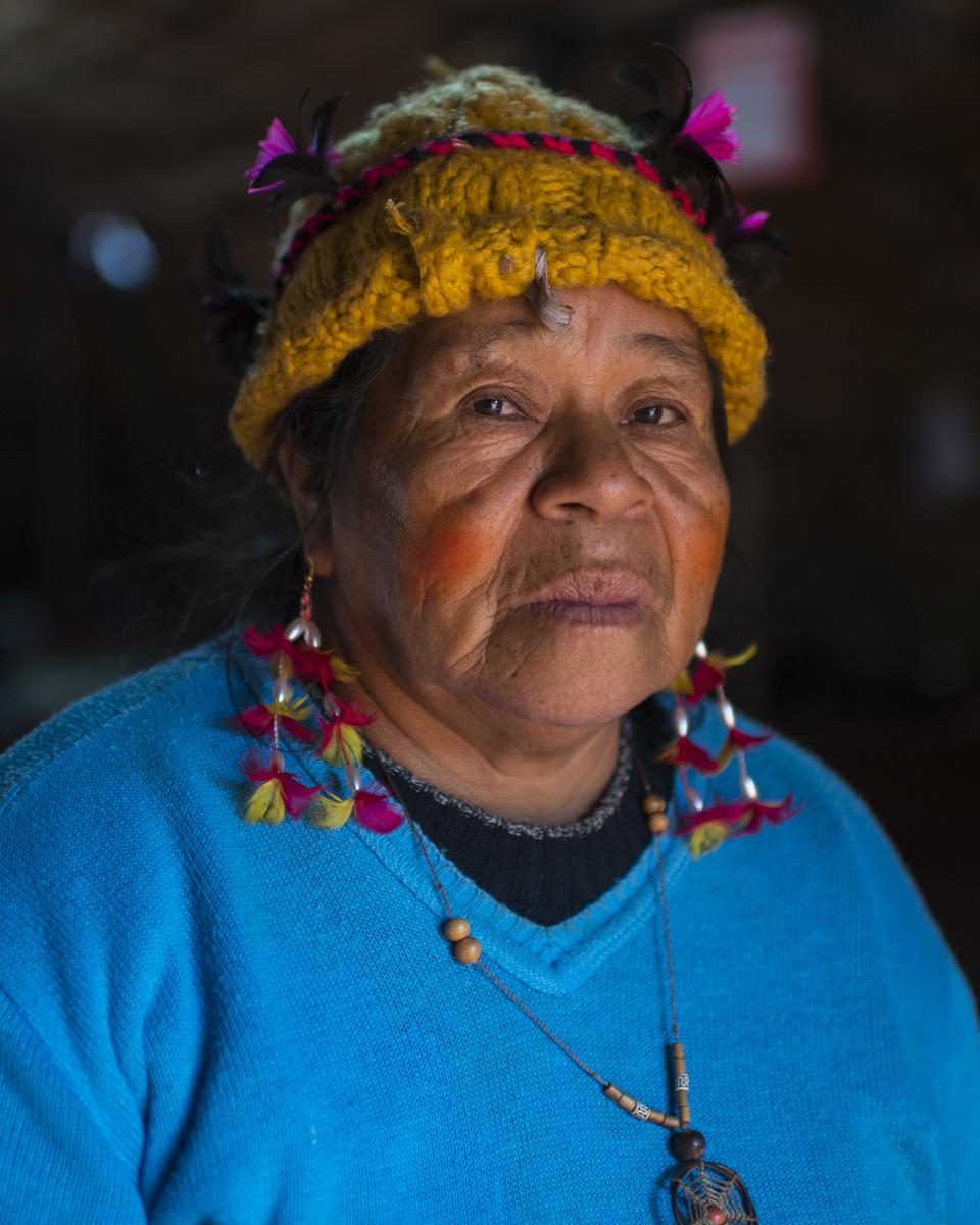 Ilma, 60, Kaiowá