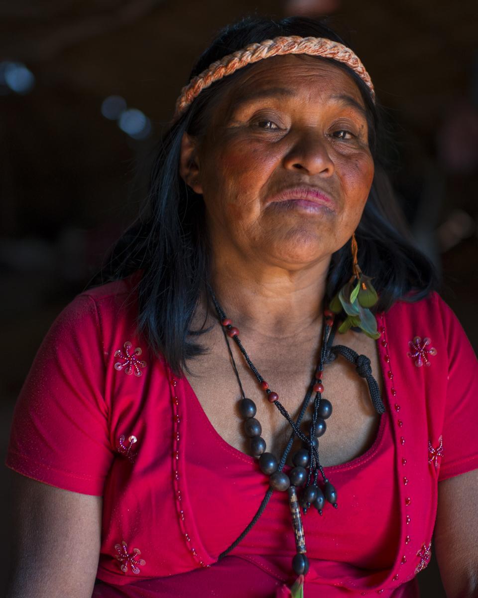 Ivone, 52, Kaiowá