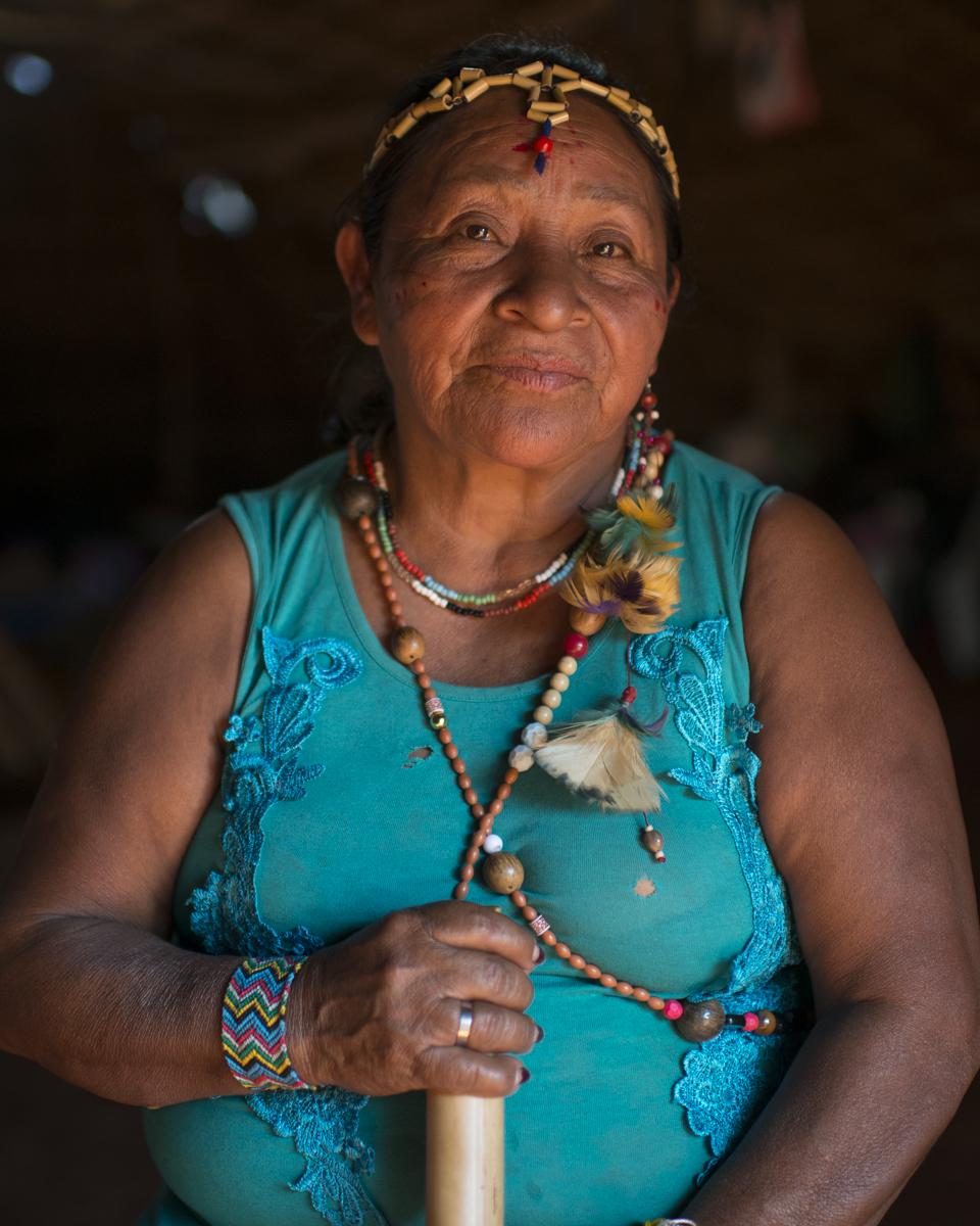 Rosilene, 55, Kaiowá