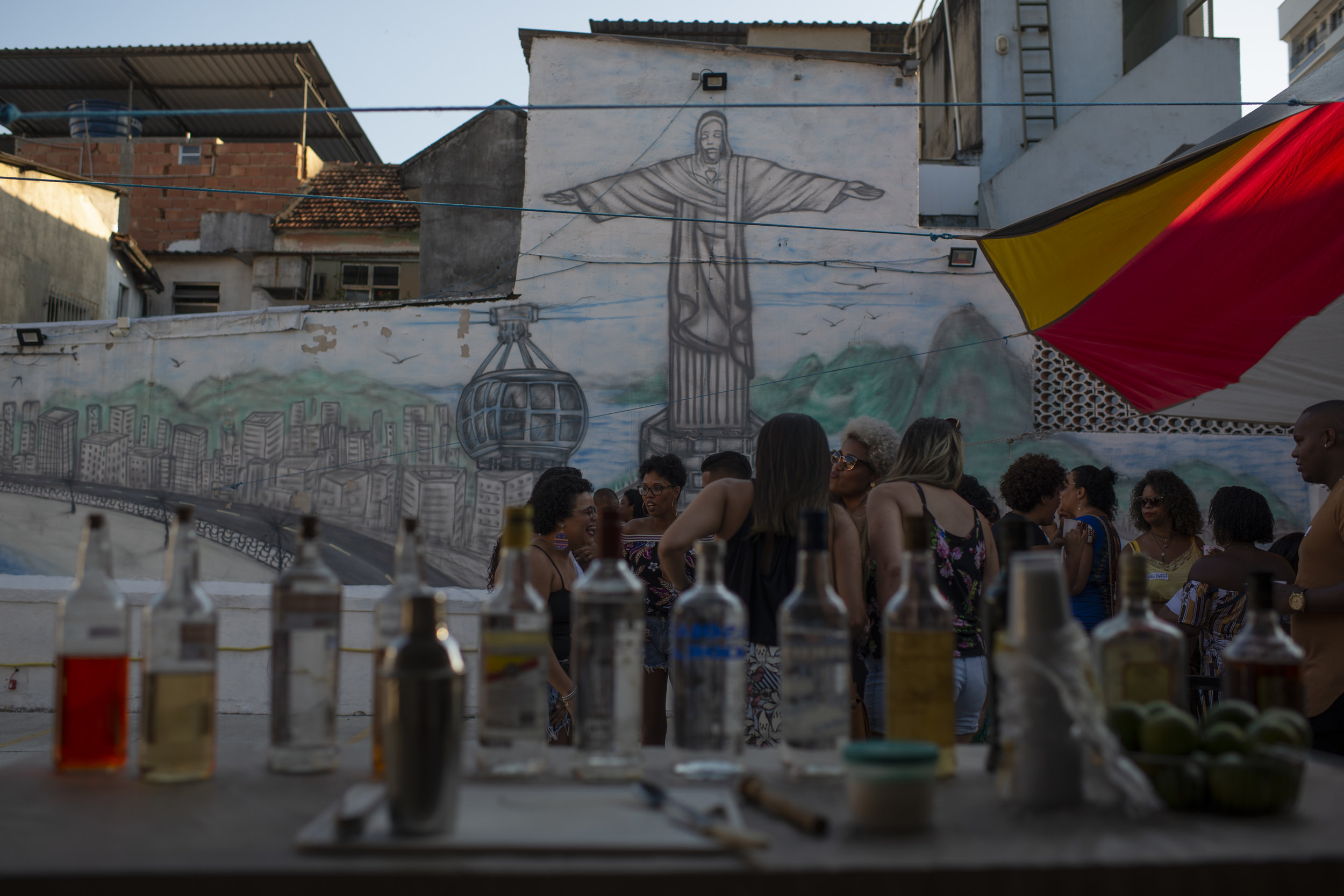 Cascadura, Rio de Janeiro. 2019 © Lucas Landau/UOL/Universa