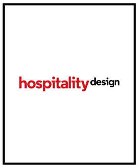 """Hospitality Design   Press Mention """" Park South Hotel Reveals $20-Million Redesign """", 2016    """" The 131 guestrooms, designed by New York-based studio ABI Design, feature minimal modern, Art Deco-style details with bespoke dark cherry furniture, bedding, and chandeliers. In tribute to the glamor of the 1930s, a color palette of warm champagne, gray, and cream tones permeates the interiors corresponding with materials like satin and velvet. All closets and bathrooms received upgrades, and images of New York parks from photographer Nicole Capobianco's """"City Respite"""" photo series grace corridor walls."""""""