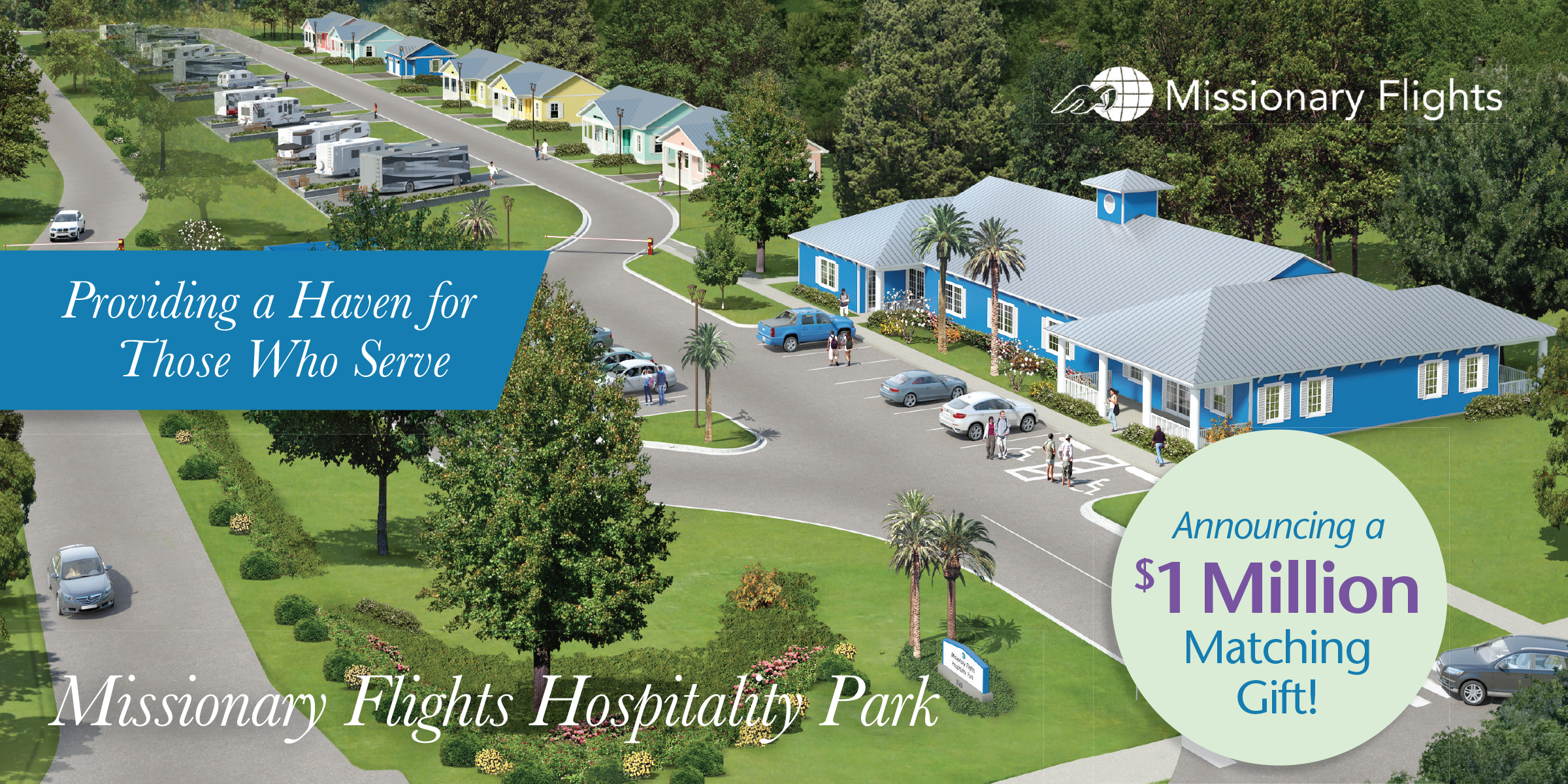 For more information on the Hospitality Park, please  click here .