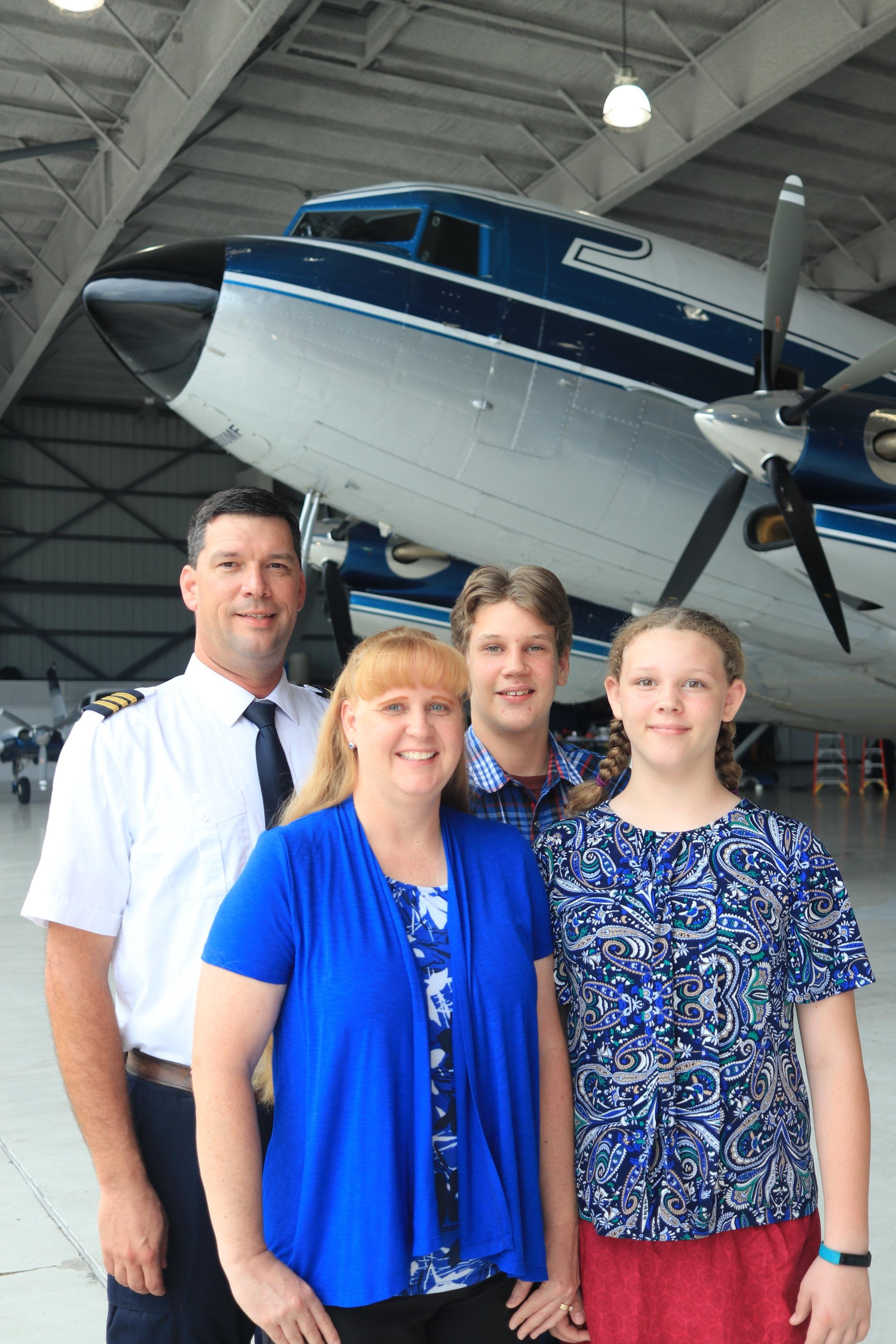 The Karnes Family