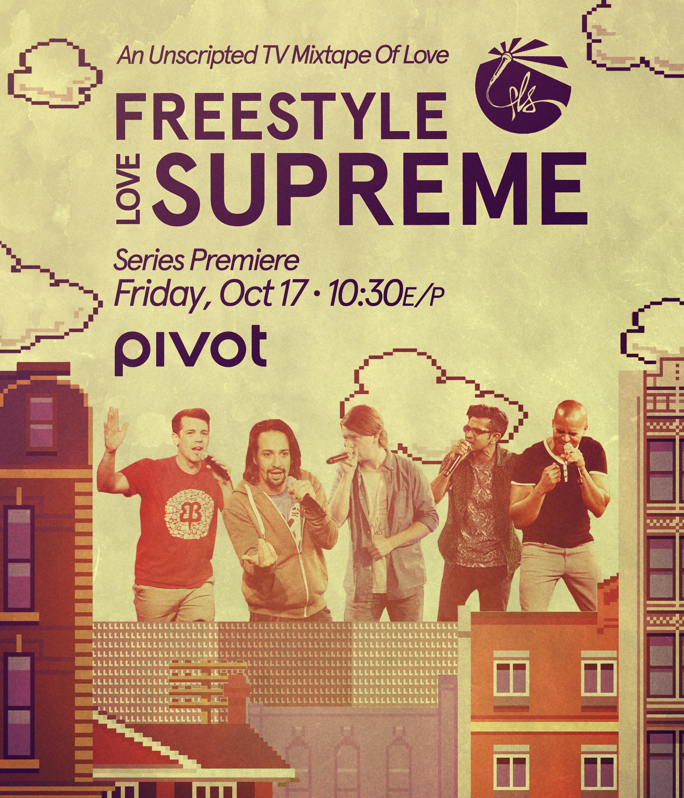 Jill Furman Productions - Freestyle Love Supreme