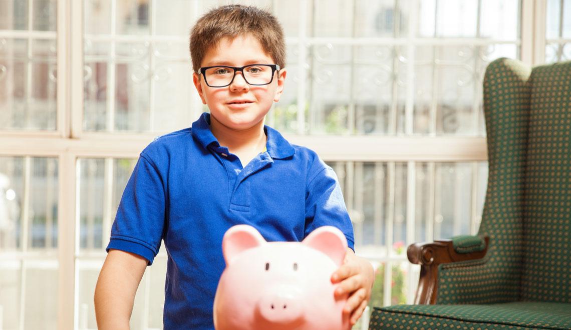 Contribute to savings