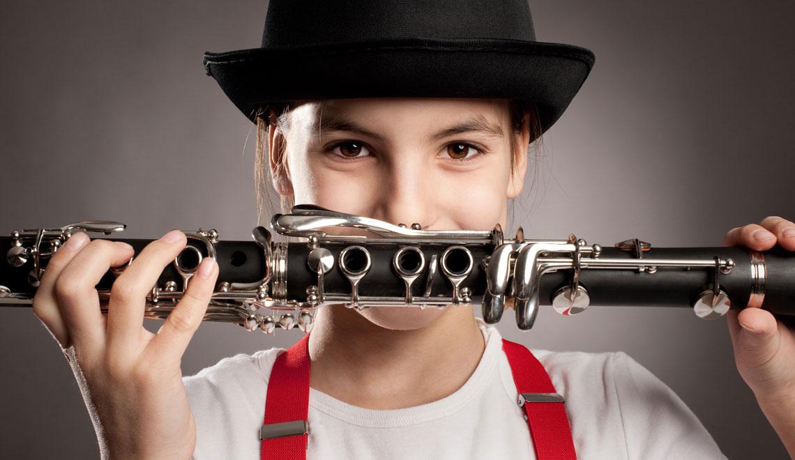 Practice instrument
