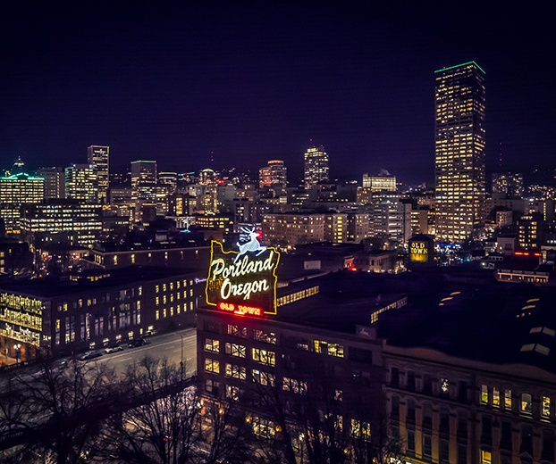 Photo Credits:   Travel Portland