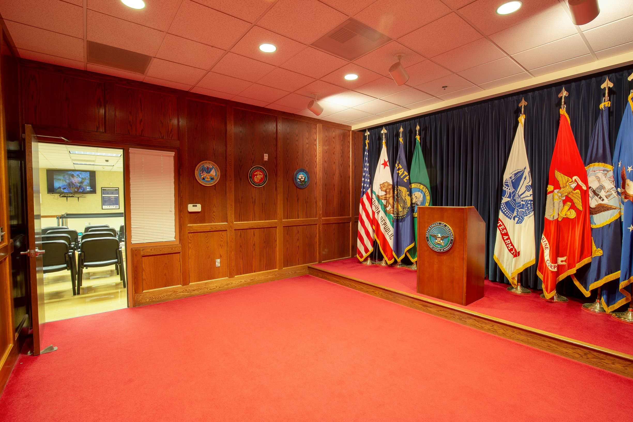 Enlistment Room