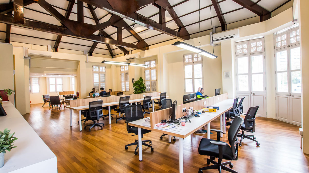 Photo Credit:   CoWorking Insights