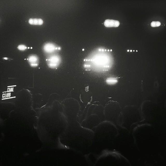 Live at Social Club, Paris (FR)