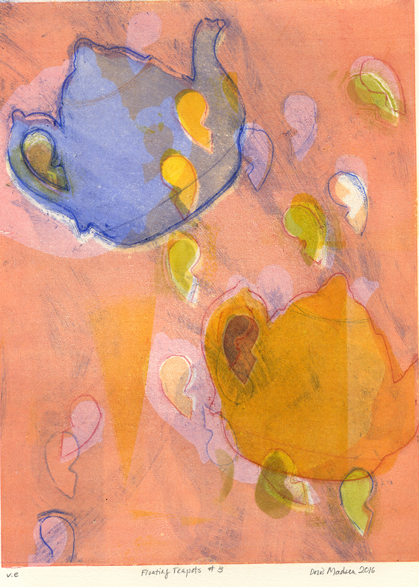 Floating Teapots 3