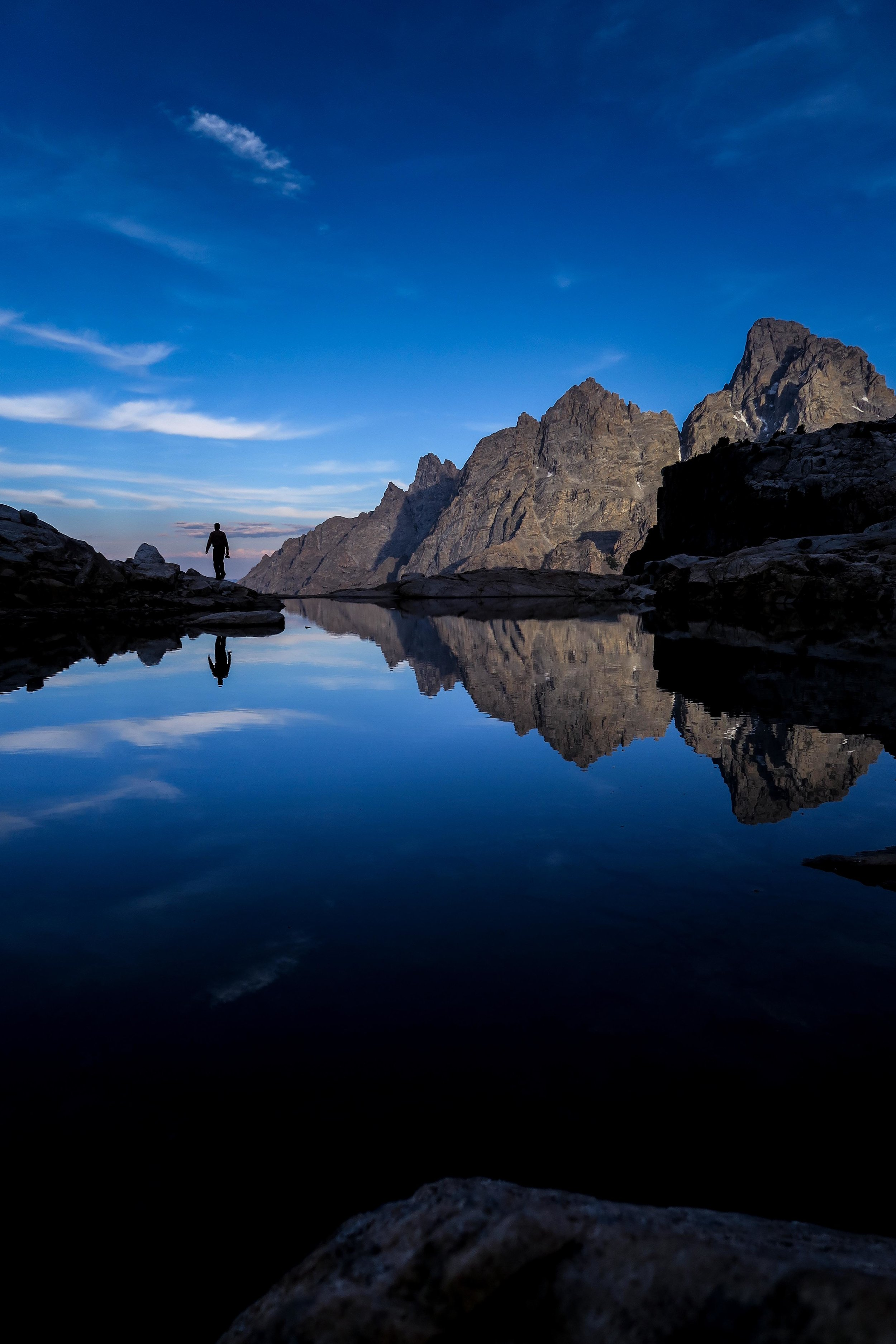 Omega Lake, Grand Teton National Park