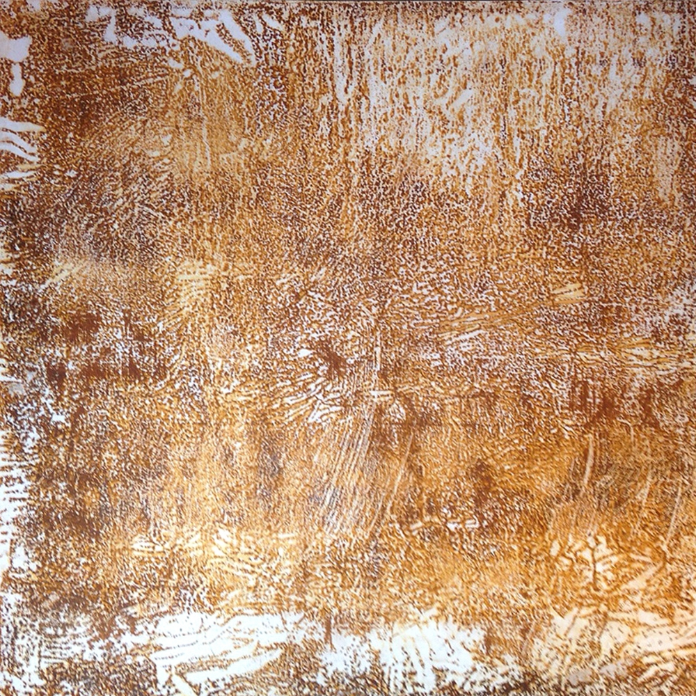 8) The Rust Print -- Before
