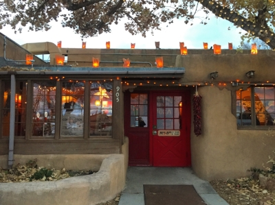 La Choza Restaurant is the place to sample New Mexico's famous green and red chile