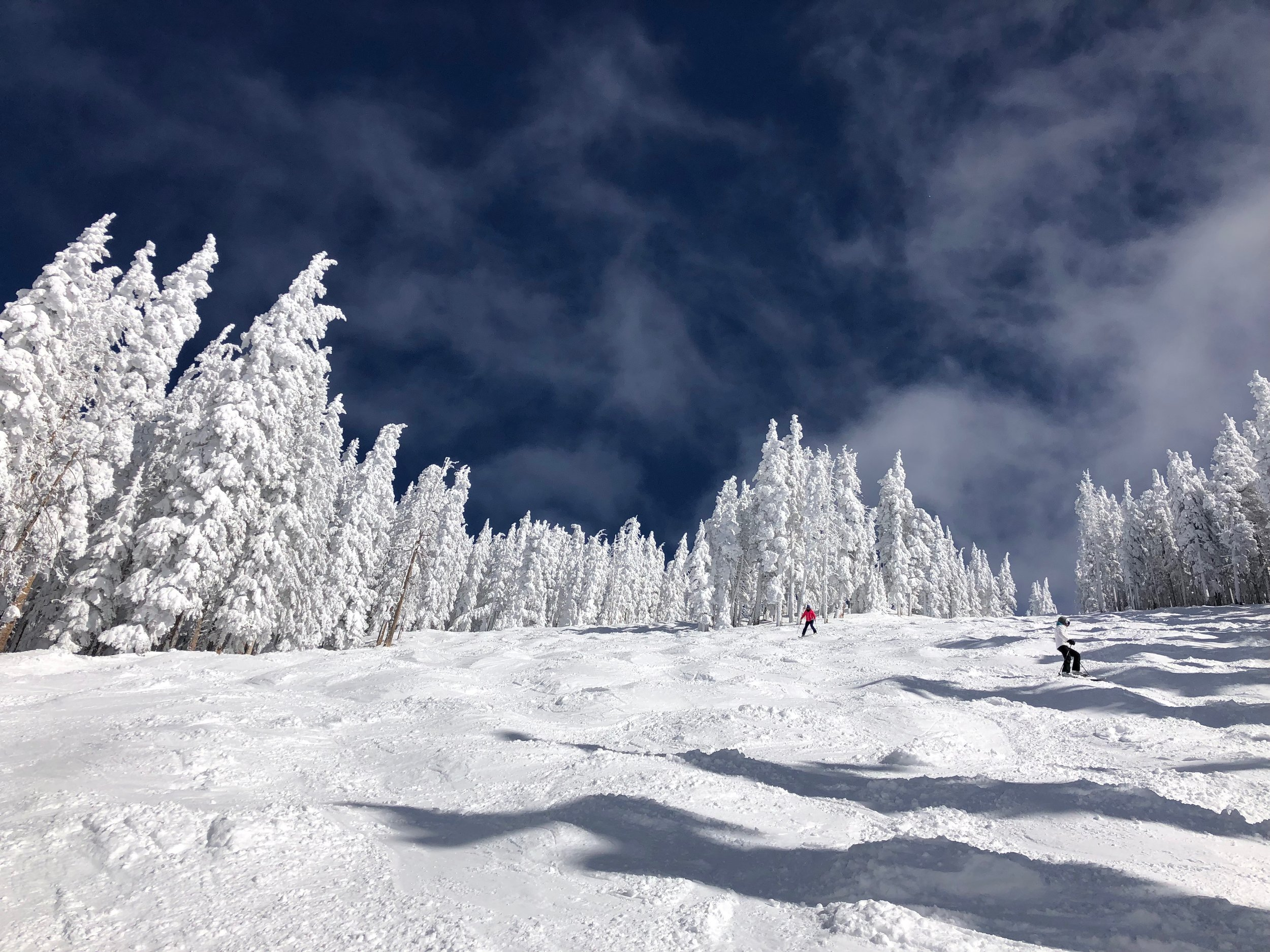 Tons of snow and sparse crowds is what makes Ski Santa Fe a hidden gem