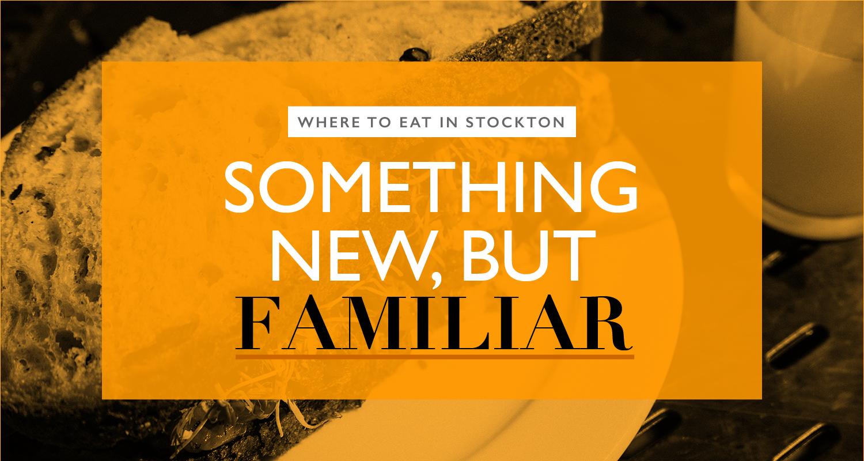 Food Resturant Stockton