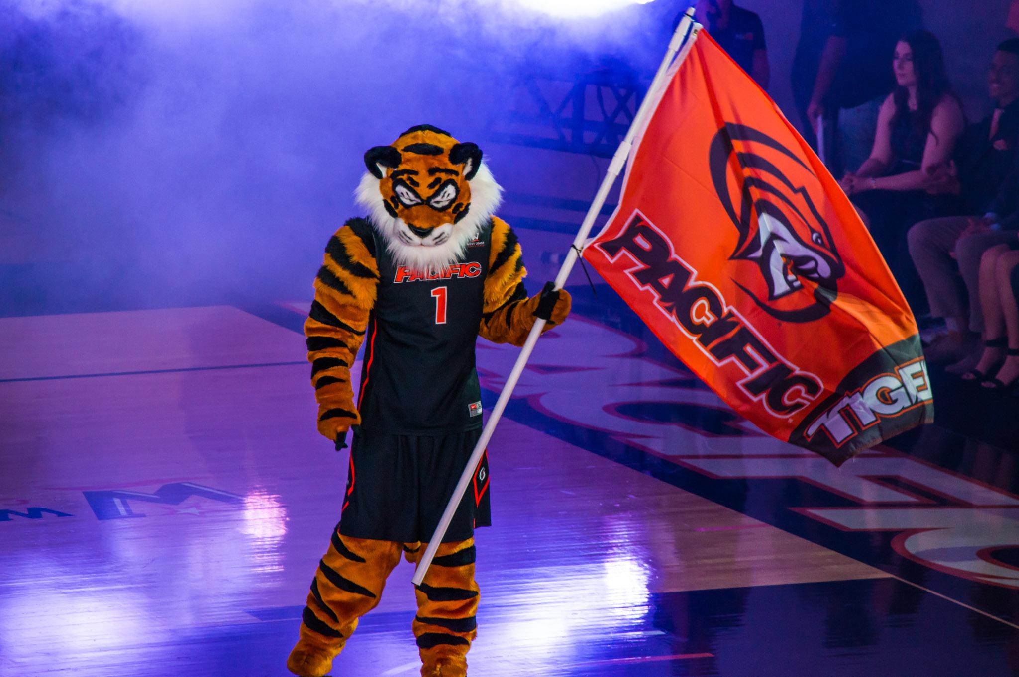 Powercat at Homecoming Rally