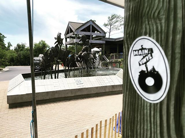 MSV takes Pine Knoll Shores. #ncaquarium #pineknollshores #crystalcoast