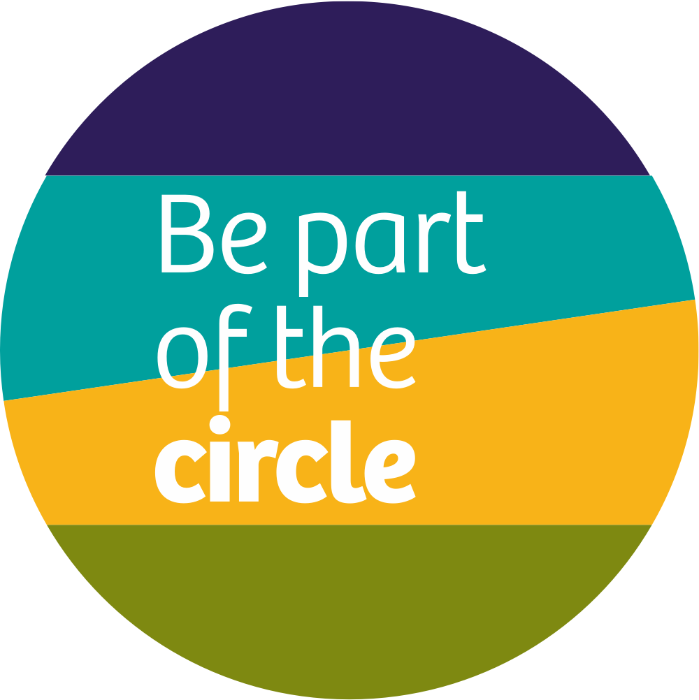 Be part of the circle