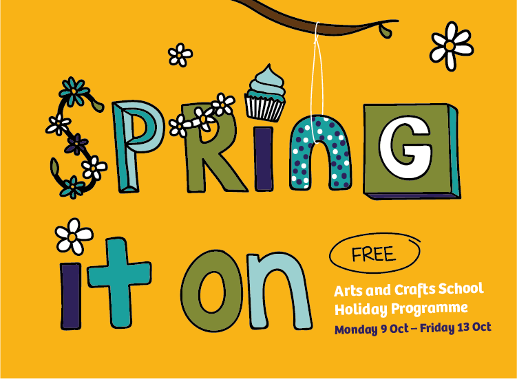 Spring it on school holiday programme at Coast Plaza