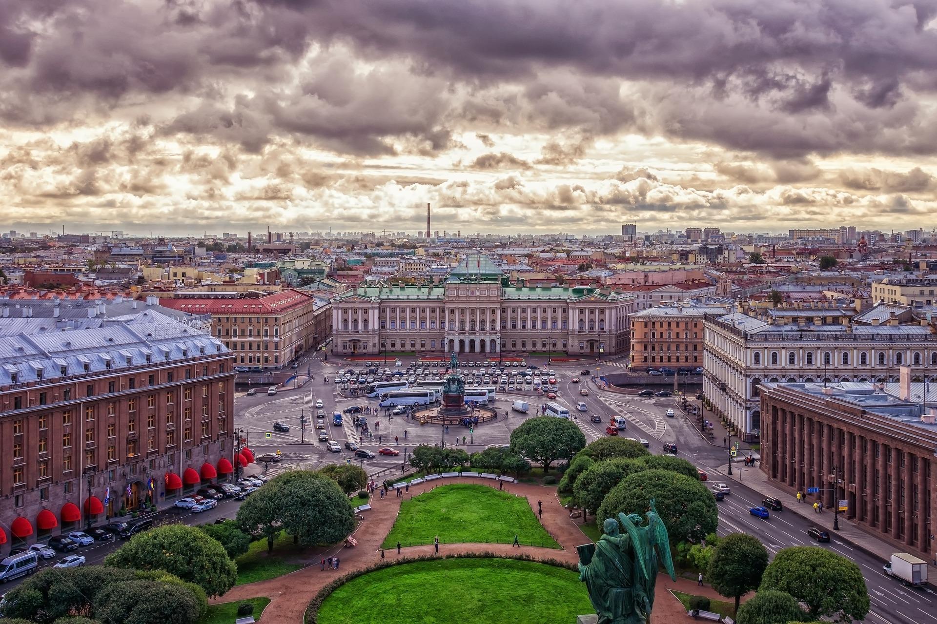 St. Petersburg, Russa
