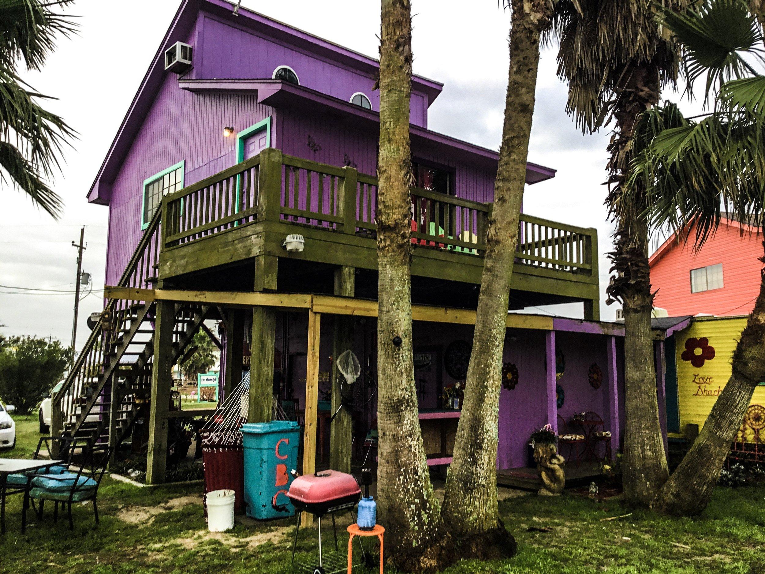 Cathouse cabana