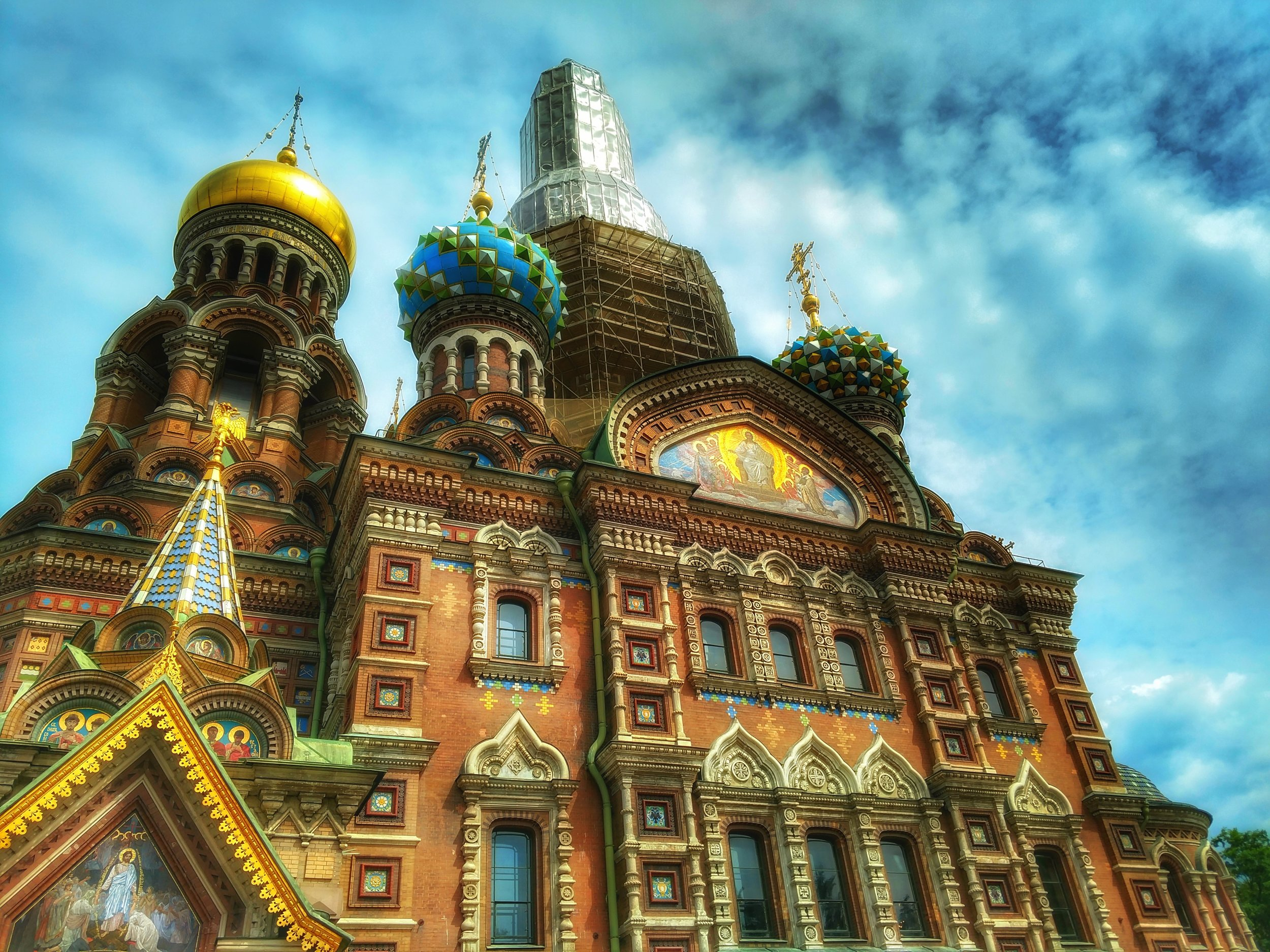Church of the Resurrection on Spilled Blood